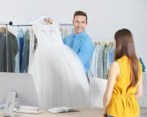 Czyszczenie sukien ślubnych w Rzeszowie